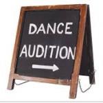 audition classe danse
