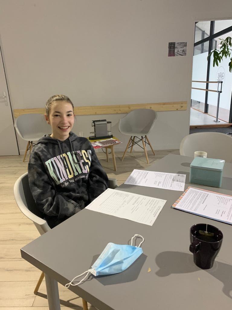 photo de Adele à la Galerie